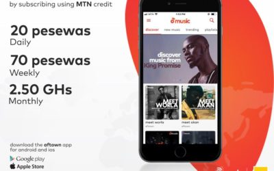 aftown partners with MTN